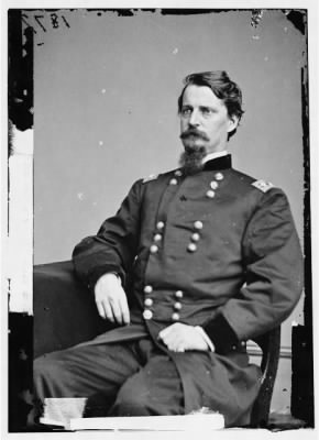 6258 - Portrait of Maj. Gen. Winfield S. Hancock, officer of the Federal Army › Page 1 - Fold3.com